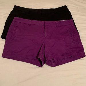 Set of 2 Stylus Shorts